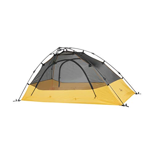 Teton Sports Vista 2 Quick Tent; 2 Person Dome Camping Tent; Easy Instant Setup, Yellow