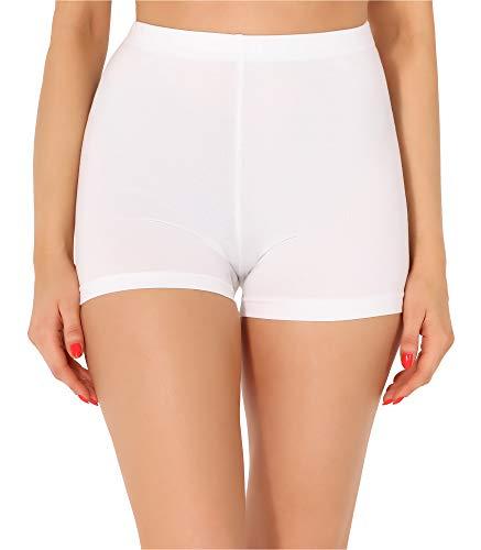 Merry Style Dames Shorts Fietsbroek Onderbroek Hotpants van Katoen MS10-358
