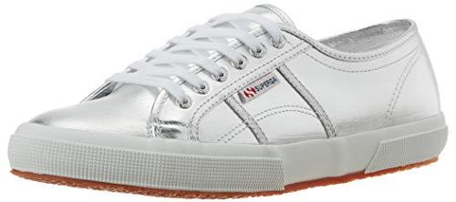 Superga Unisex-Erwachsene 2750-Cotmetu Sneaker, Silber (031), 37 EU