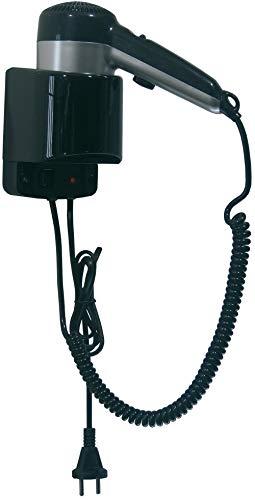 Mediclinics - Secador Lateral Negro Con (SC0020CS)
