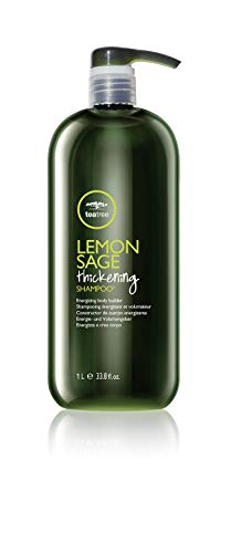 Paul Mitchell Tea Tree Lemon Sage Thickening Shampoo 1000 Ml 1 Unidad 1000 g
