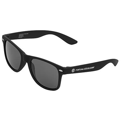 Fortuna Düsseldorf F95 Sonnenbrille schwarz