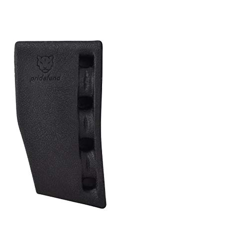 Pridefend Synthetic Latex Rubber Slip-On Recoil Reducing Pad for Rifle and Shotgun Size Options