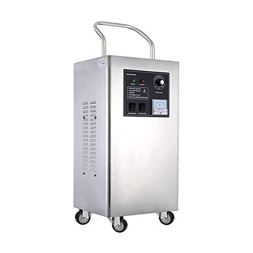 AITAOZI Máquina de ozono del generador de ozono, máquina del purificador de Aire, ionizadores de Aire del hogar desodorizante para Habitaciones, hoteles, automóviles y Mascotas