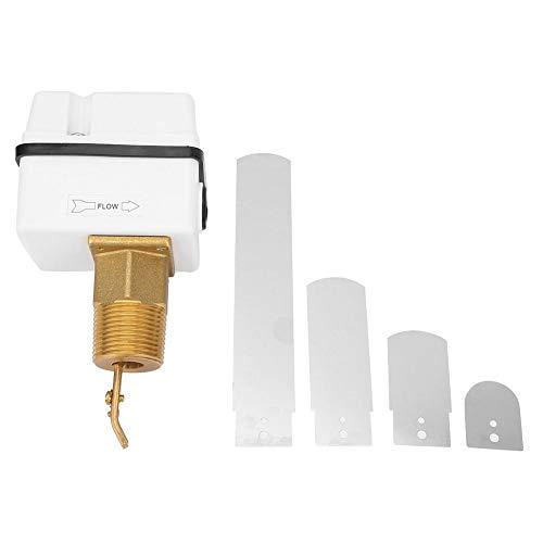 Tarente STFS-25 Interruptor de caudal de Agua Rosca de conexión NPT SPDT Contactos 6-380V