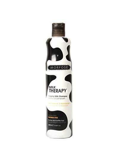 Morfose Milk Therapy Shampoo 400ml