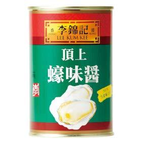 李錦記) オイスターソースグリーン缶 475g