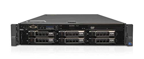 DELL POWEREDGE R710 6*LFF 2xIntel Xeon 6Core Prozessor L5640, 32GB DDR3ECC Reg, HDD 2X 2TB SAS 3,5