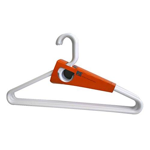 5pk Super Heavyweight Plastic Hanger White - Room Essentials™