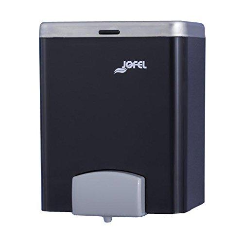 Jofel AC21150 Visión Dosificador de Jabón, Rellenable, Fumé, 1.4 L