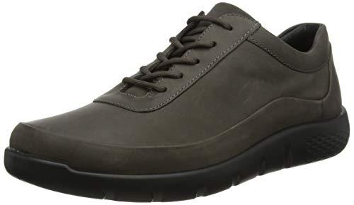 Hotter Rush, Zapatos de Cordones Oxford Hombre, Grey Smoke 50, 44 EU