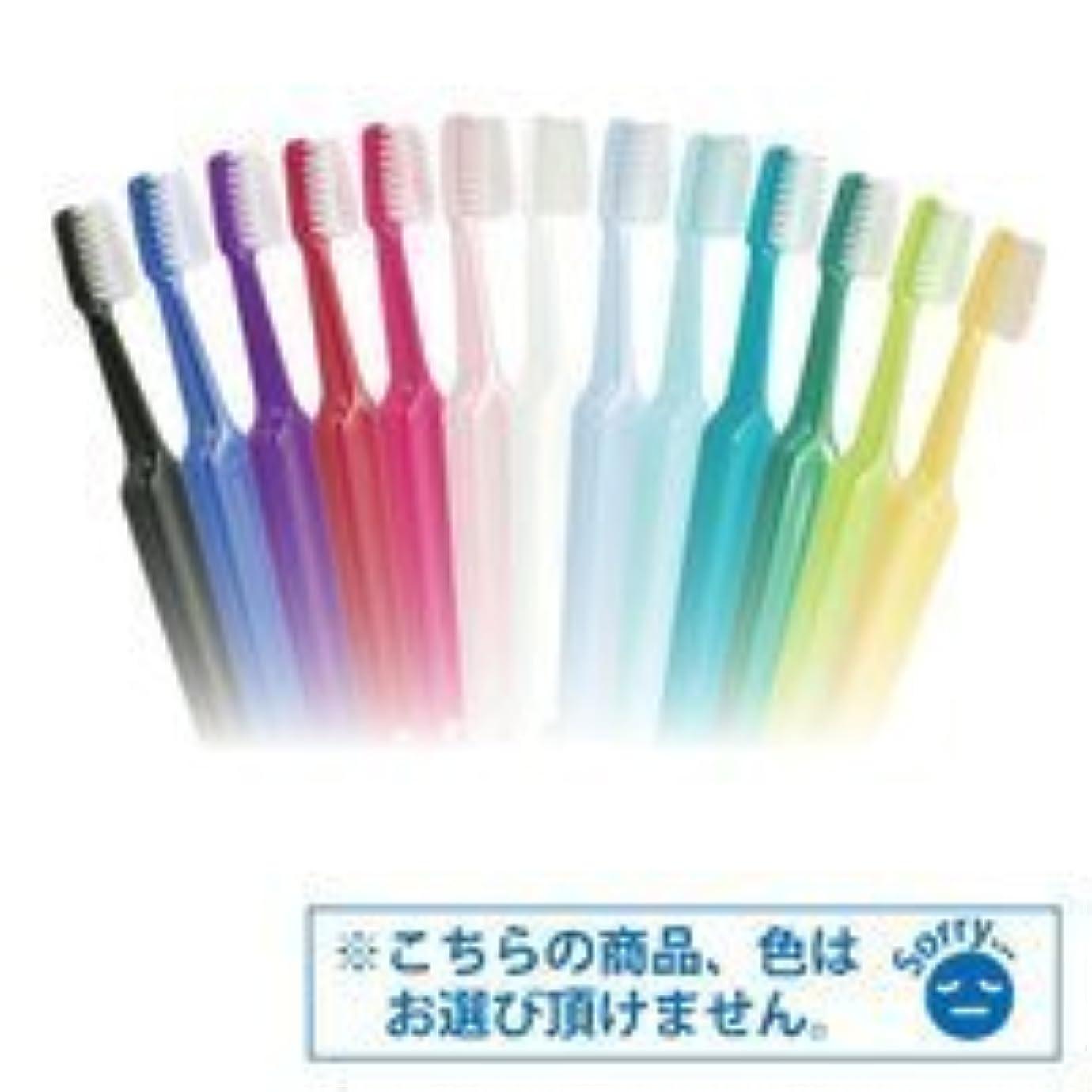 バレルストライクデンマークTepe歯ブラシ セレクトコンパクト/ミディアム 25本/箱