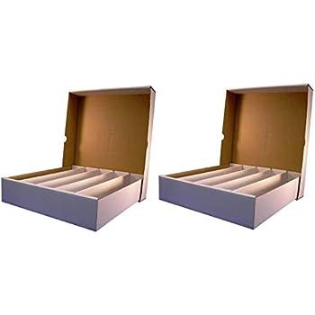 ストレイジボックス 5000CT 約5000枚のカードを収納 カードケース 2BOXセット