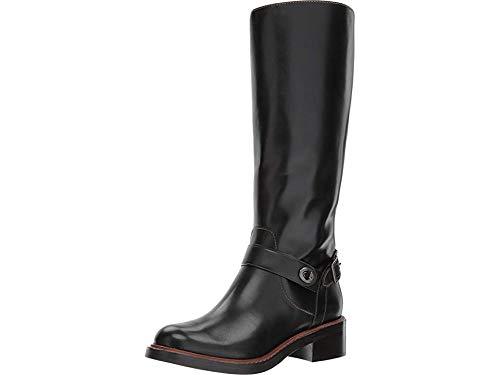 COACH Sutton Boot Black Leather 6