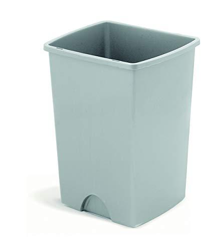 Cubo de basura sin tapa 25L