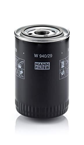Original MANN-FILTER W 940/29 - Schmierölwechselfilter - für PKW