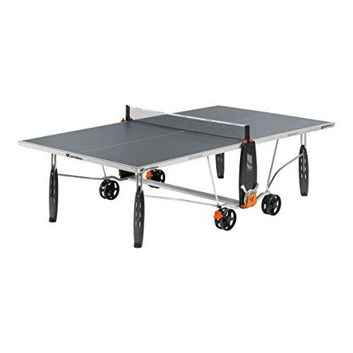 Cornilleau Sport 150S Crossover Outdoor Table Tennis Table - Grey