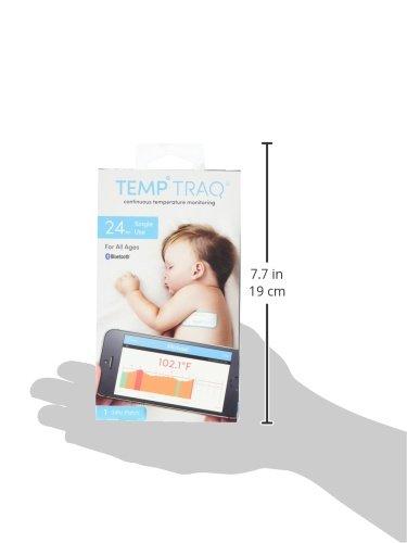 TempTraq Continuous 24 Hour Temperature Monitor