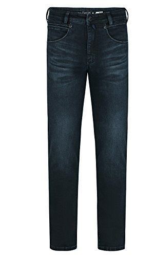 Joker Jeans Freddy 2444/0258 Blue Black Buffies (W40/L32)