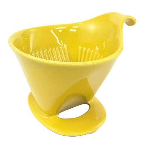 Bee House Ceramic Coffee Dripper - Drip Cone...