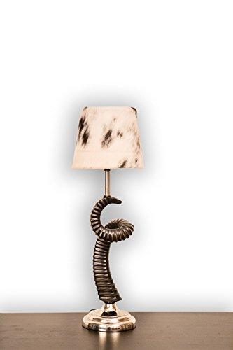 Rustikal Holz Lampensockel 29 cm hoch Lampe Lampenfuß Back to Nature Natur