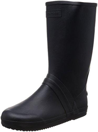 [アキレス] レインブーツ 長靴 折りたたみ可能 15cm~24cm 2E キッズ 男の子 女の子 ICB 0760 ネイビー 20.0 cm
