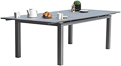 Extensible Cm Table Jardin L220320 De Personnes 10 Héraklion uiPkZOTX