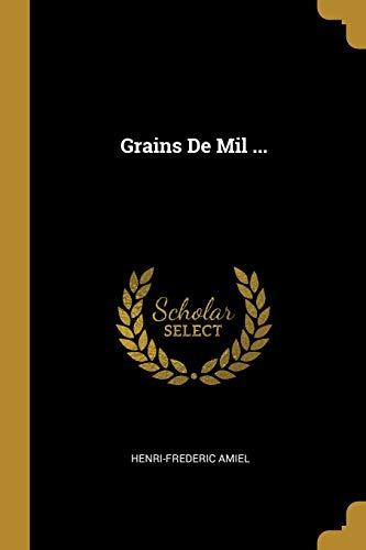FRE-GRAINS DE MIL
