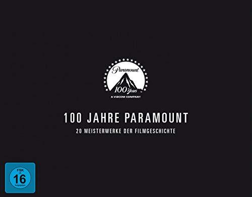 100 Jahre Paramount  (+ DVD) (+ Buch) [Alemania] [Blu-ray]