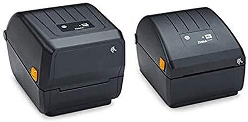 Zebra - impresora térmica zd220 standard, color negro.