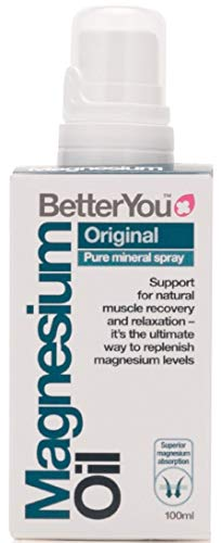 BetterYou Original Magnesium Oil Spray - 100ml (packaging may vary)