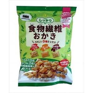 丸彦製菓 しっかり食物繊維おかき 108g×12入