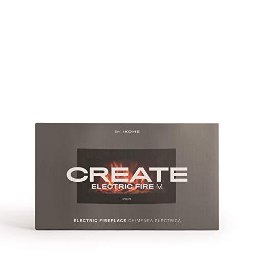 CREATE Chimeneas eléctricas