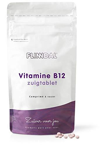 Flinndal - Vitamine B12 zuigtablet - 90 tabletten