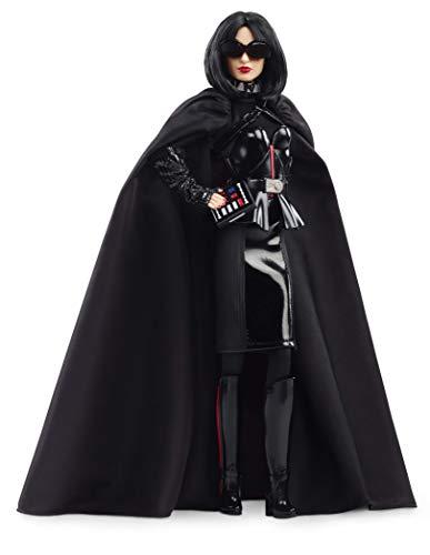 Barbie- Signature Star Wars Dart Fener Bambola da Collezione per Bambini 6+ Anni, GHT80