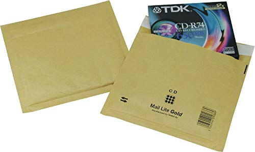 Sealed air 103027479 Sobre para uso general ,color marr/ón 29 x 42 cm, 85 g//mq, 10 unidades, 29x42 cm