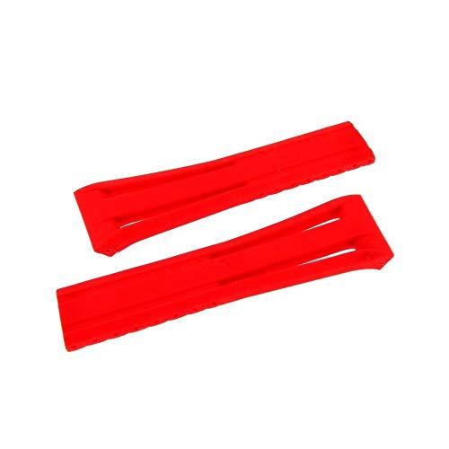 Montecristo-Armband, 44 mm Band rot