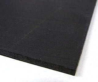【お届け先法人限定】日東化工 ブラックターフ フラット 厚さ5mm サイズ1m×2m 1枚