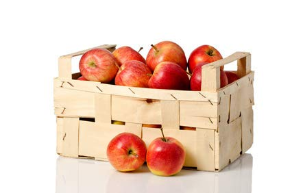 Elstar Äpfel aus Deutschland, 10 kg Kiste