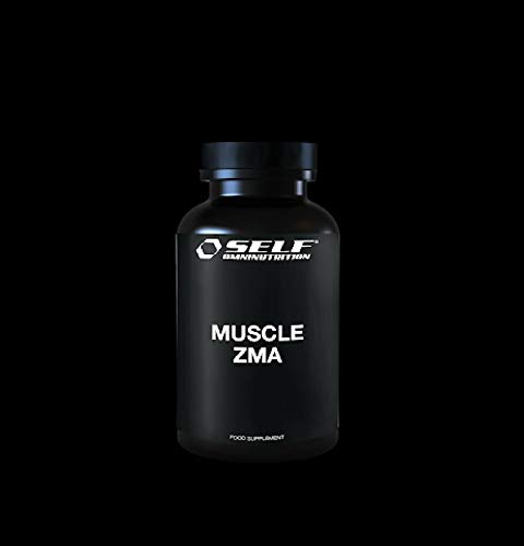 Muscle ZMA 120 caps
