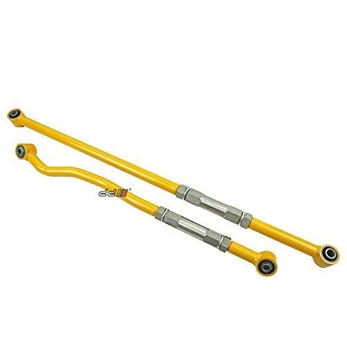 D&D Front And Rear Adjustable Panhard Rod Bar Fits For Land Cruiser 80 100 105 Series