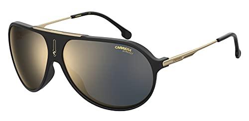 Carrera \'s gafas de sol HOT65 I46 Negro/Oro Hombres