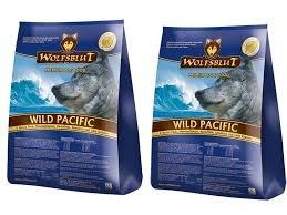 Warnicks Tierfutterservice Wolfsblut Wild Pacific mit Seefisch SPARPACK 2x2 Kg