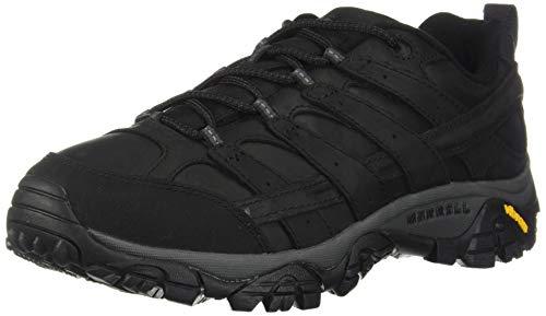Merrell mens Moab 2 Prime Hiking Shoe, Black, 13 US