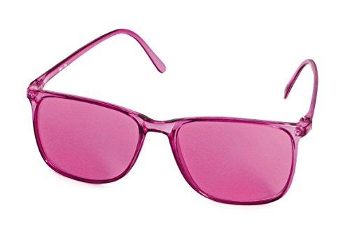Farbtherapiebrille baker-miller-pink