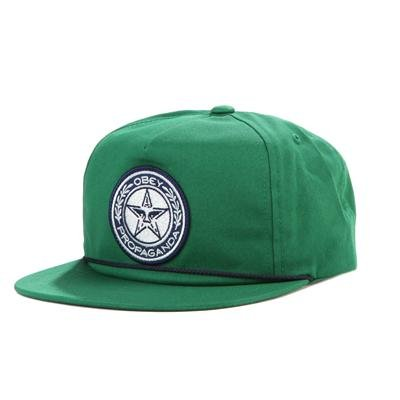 Obey - Casquette Snapback Homme Luxury - Green