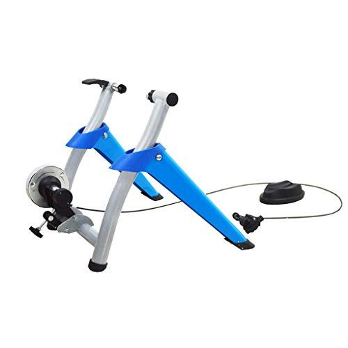 24inch, 26 inch, 27inch en 700C crossmotor, overdekte fietsenstalling roller hometrainer roller training standaard voor de bergen of racefiets,Blue