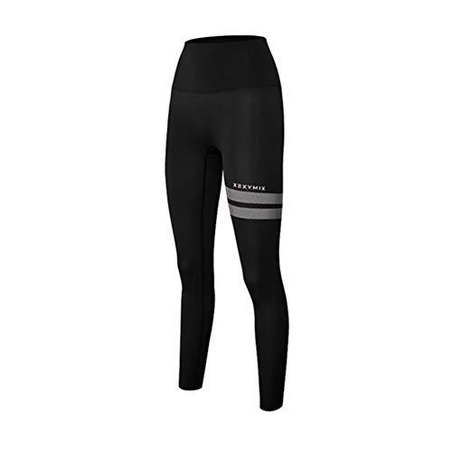 XEXYMIX Training Pants Leggings April Black XP9142T (L)