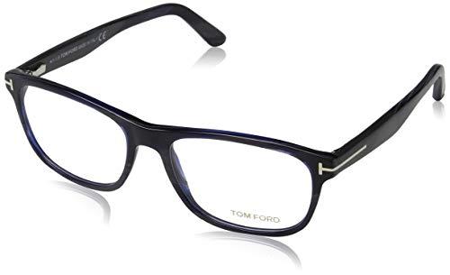Eyeglasses Tom Ford TF 5430 FT 064 coloured horn