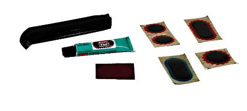 TIP TOP  Flickzeugset TT 07 MTB/ ATB, schwarz, 60663